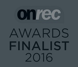 Finalists in the Onrec Online Recruitment Awards