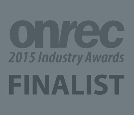 Finalists in the Onrec National Online Recruitment Awards