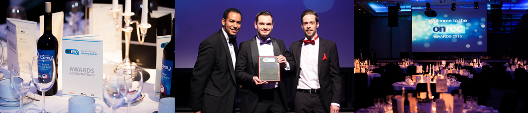Onrec National Online Recruitment Awards 2015