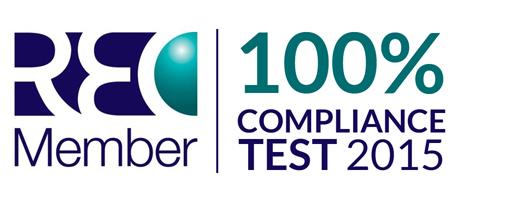 REC Compliance Test - 100%