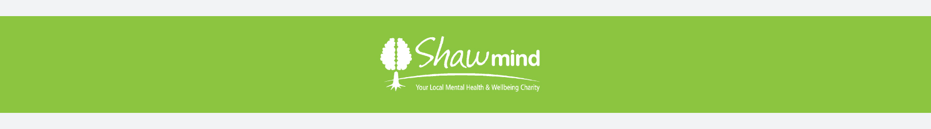 Shaw Mind - Your Local Mental Health & Wellbeing Charity